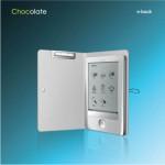 Le ebook vu par Chocolate pour Aiboox.
