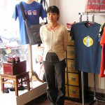 La boutique Tai Tai de la rue André Del Sarte à Montmartre.