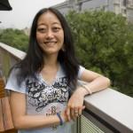 Hai Chen, céramiste, photographiée à Pékin en juin 2010.