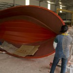 Fiberglass tooling are made by Red Dragon fiberglass fabricators who've been with the company since the beginning.