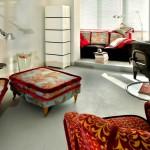 8.Marianne Friese位于北京的家同时也是家具展厅(摄影:Hans Schlupp )