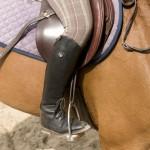 4.LONGMA特制的靴子,中国国家马术队的骑手们穿的也是这一款靴子