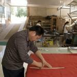 Le studio de Suren Handmade dans la banlieue de Pékin là où tout commence.