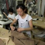 5.北京rechenberg工作室里的一位员工