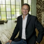 Anthony Ross, le directeur général de The Opposite House qui a ouvert ses portes en août 2008.