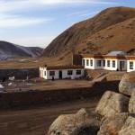 Les ateliers Norlha ouverts en novembre 2007 à Ritoma dans la province du Gansu.