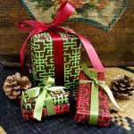 3.圣诞节临近了,NMiC邀请你欣赏纸老虎精美的礼品包装纸