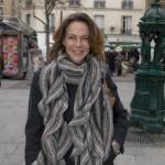 Marion Carsten, orfèvre allemande et designer de Marion Carsten Jewelery photographiée à Paris.