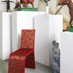 La chaise Qipao par DESIGN MVW.