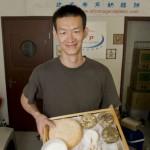 刘阳和他的奶酪制品
