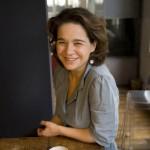 Virginie Fournier la propriétaire et directrice artistique de Shanghai Trio.