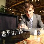 1.中华计时匠的创始人Adrien Choux。