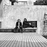 1。Lyndon Neri和Rossana Hu摄于他们在上海的家里