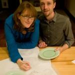 1.Latitude二人组:出生于香港的Julie Progin 和她的美国丈夫 Jesse McLin
