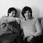 舒龙设计师 Alexandre Lagneau,和舒龙总经理 Brice Genin。
