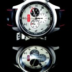 """La montre """"Lunar Explorer Chronograph"""" de Iguzzini Watches coûte US$ 4,200 et sa production est limitée à 50 unités."""