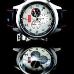La montre Lunar Explorer de Iguzzini.