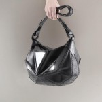 The Drawstring bat bag from Hoiming, another Nicely Made in China handbag.