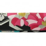 The Mischa Designs Envelope clutch bag created by Michelle Lai the owner and designer of the company.