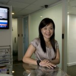 Josephine Lau the owner of Nicely Made in China sponsor Centre O a Hong Kong-based business centre.