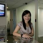 Josephine Lau who runs Centre O, a Hong Kong-based business centre.