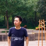 Zhao Lei, Smartwood's owner, a new Chinese brand in the world of flat pack furniture.