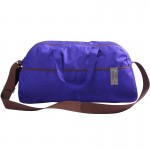 Shanghai Trio Gougou travel bag is made of polyester and can be washed in a washing machine.