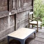 « Kaawa » 矮桌,由Stephane Bulle为Nookha品牌设计