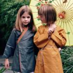 Vêtements d'enfants par Shanghai Trio.